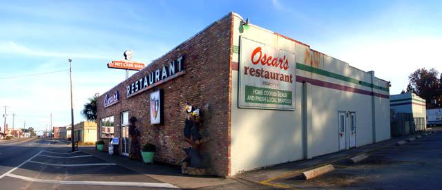 Oscars Restaurant - Brownsville