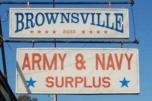 Brownsville Pensacola Florida